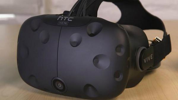 إتش تي سي تكشف عن موعد إطلاق و سعر HTC Vive Pre