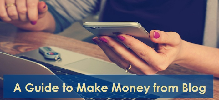 Make Money Online from Blog