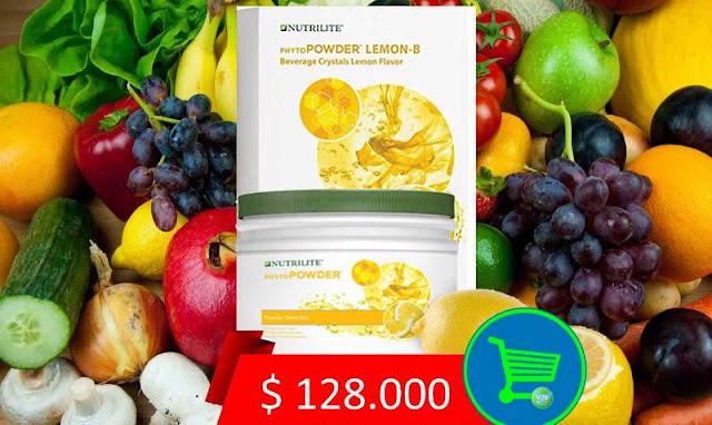 imagen Phytopowder sabor limon