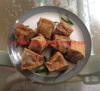 Foto Resep Tahu Bakso Kukus Isi Daging Sapi dan Ayam Sederhana Spesial Khas Bandung Sajian Sedap Sekejap Langsung Enak