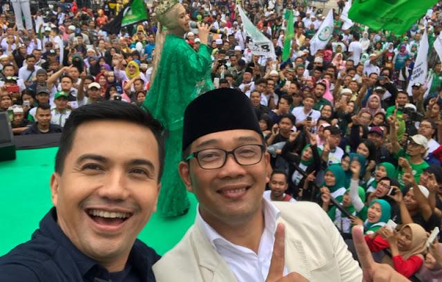 Sebut #2019gantipresiden Gerakan Melawan Takdir, Syahrul Gunawan Tuai Kritikan
