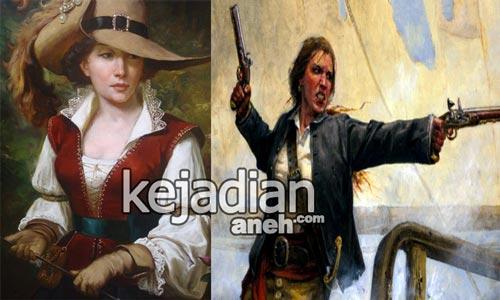 bajak laut berbahaya 9 Bajak Laut Wanita Terkenal Paling Ditakuti