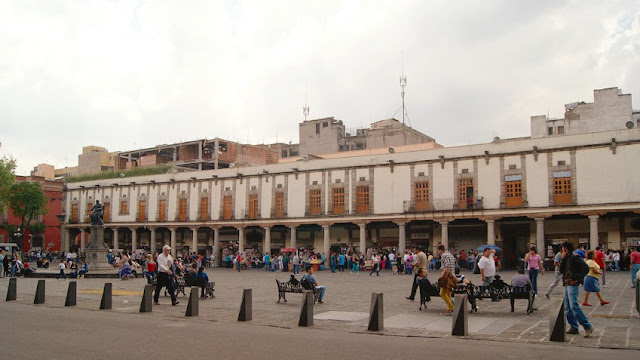 Hostoria ciudad de México
