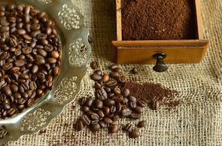 Coffee: Homemade scrub for face