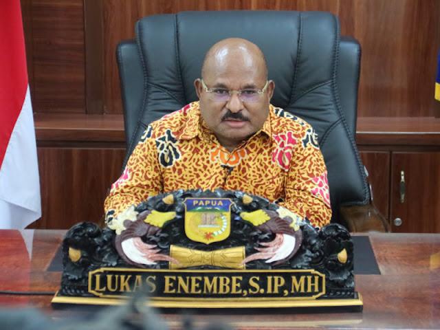 Pengesahan RAPBD 2019 dan Perampingan SKPD Papua Siap Rampung