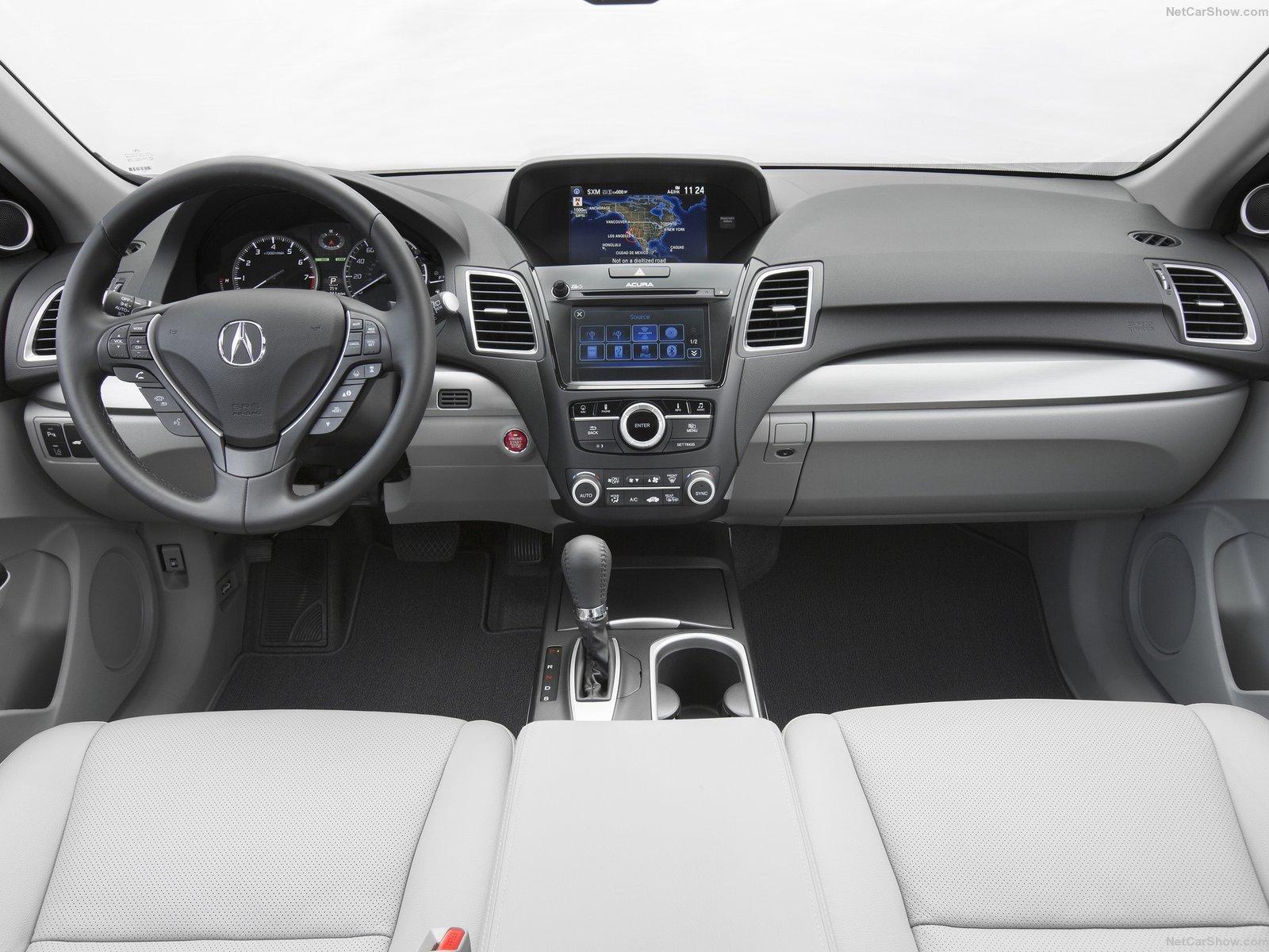 Nhiều chức năng hiện đại được lắp đặt trên Acura RDX 2016