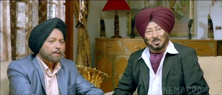 Single Resumable Download Link For Punjabi Movie Carry on Jatta (2012)