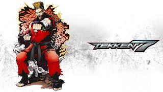 Tekken 7 PS3 Wallpaper
