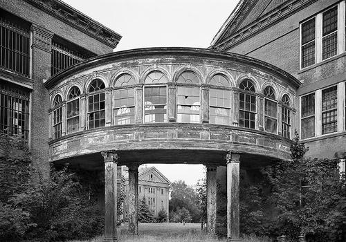 haunted asylums in america