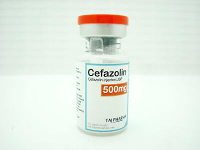 ortified Cefazolin (50 mg/ml)