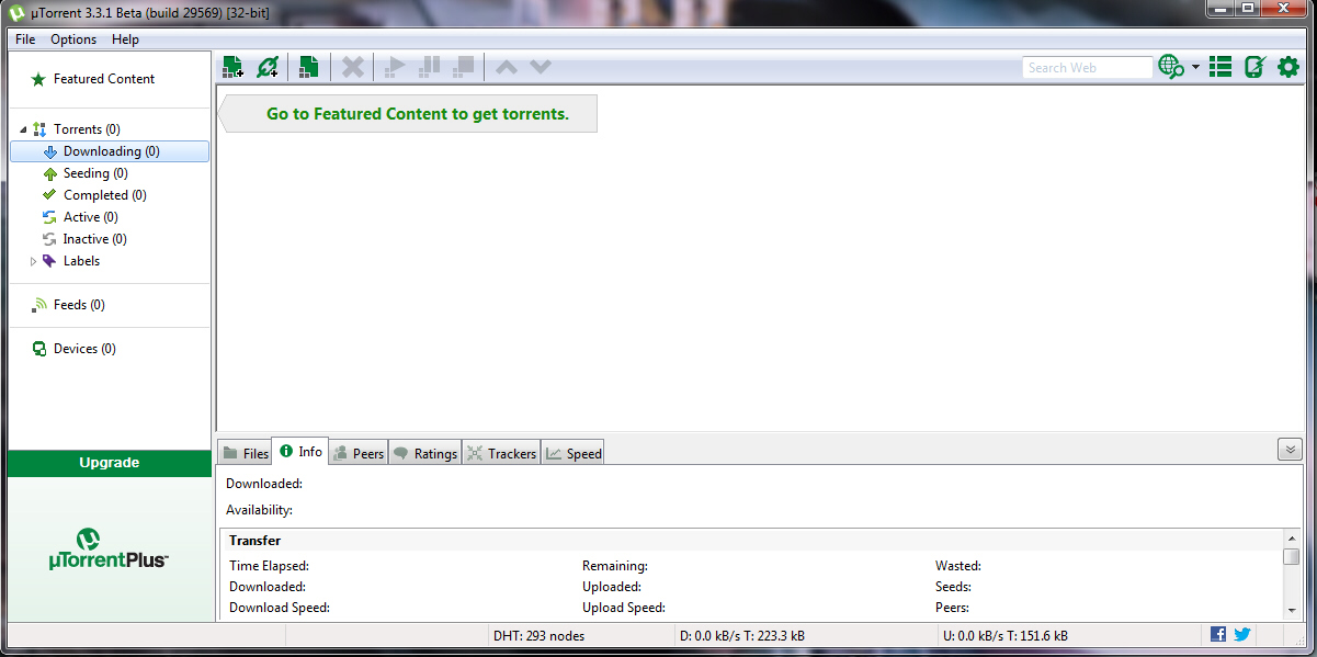 Use your favorite torrent client anywhere