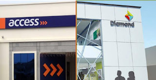 Diamond and Access Bank Merge