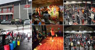 Optimum Gym | Tempat Fitness dan Cafe di Jogja Paling Keren