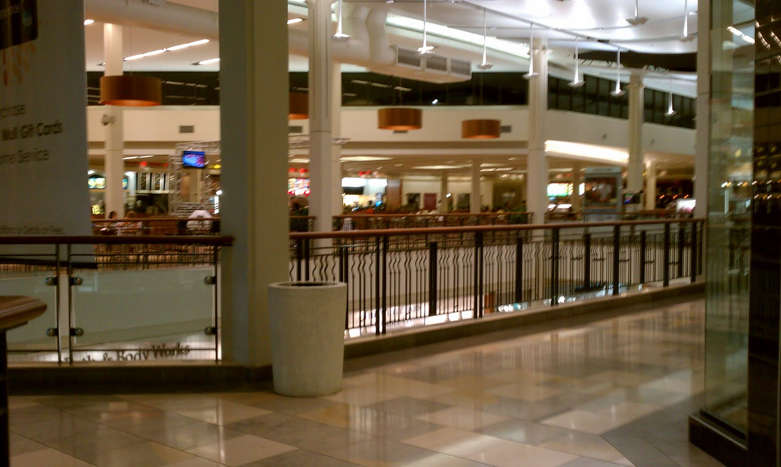 North Star Mall Food Court Location