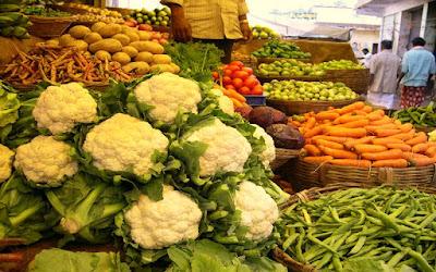 Tempat Kulakan Grosir Aneka Sayuran dan Buah Segar Harga Grosir