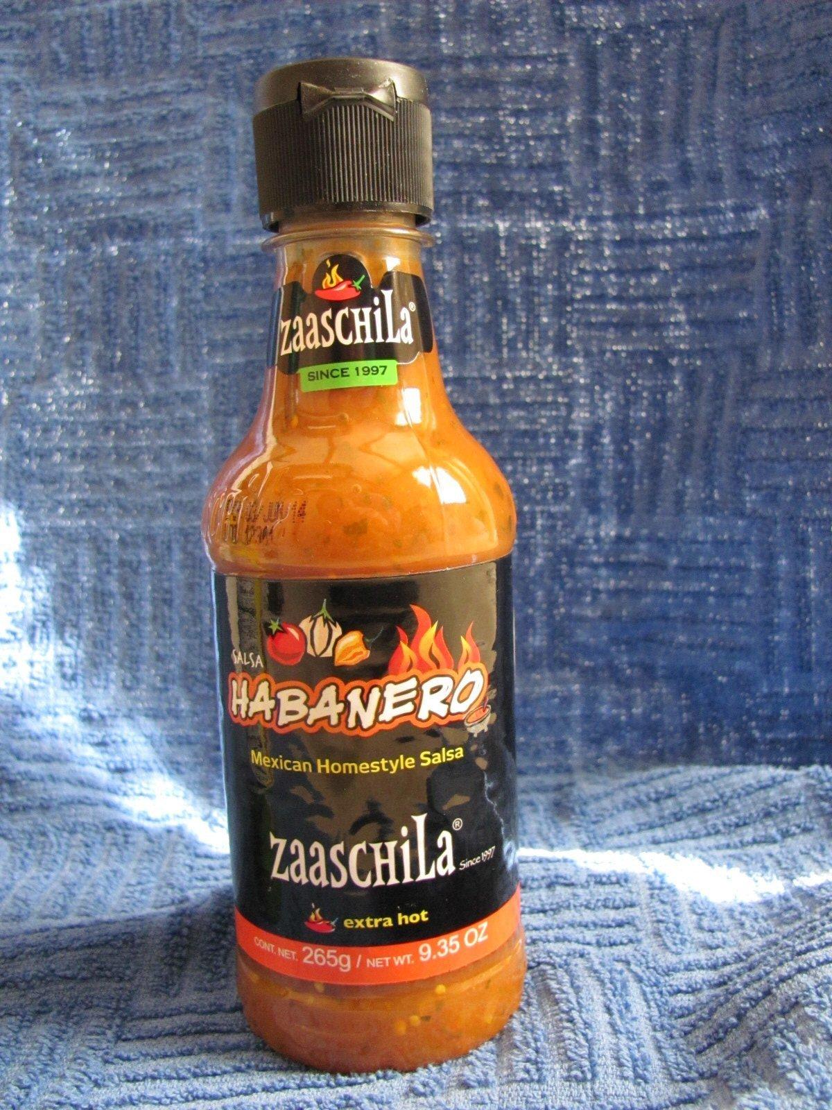 pepper sauce blog zaachila habanero mexican homestyle salsa