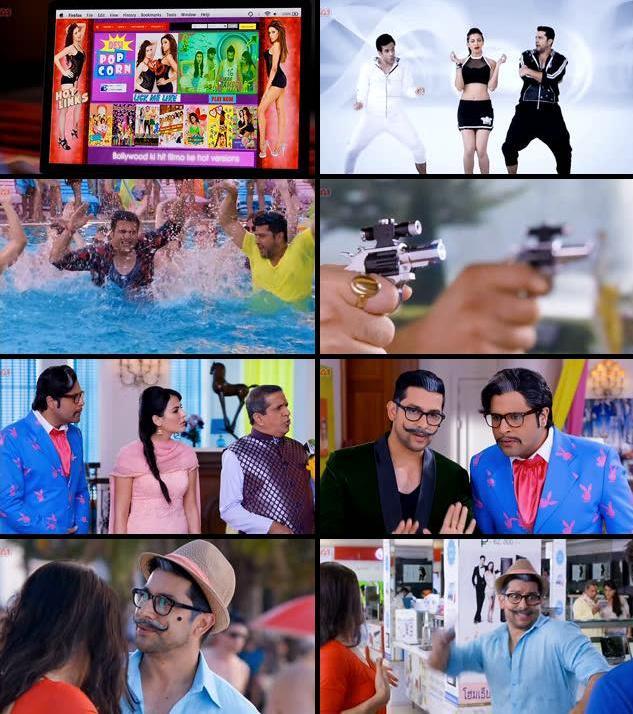 Kyaa Kool Hain Hum 3 2016 Hindi 480p DVDRip