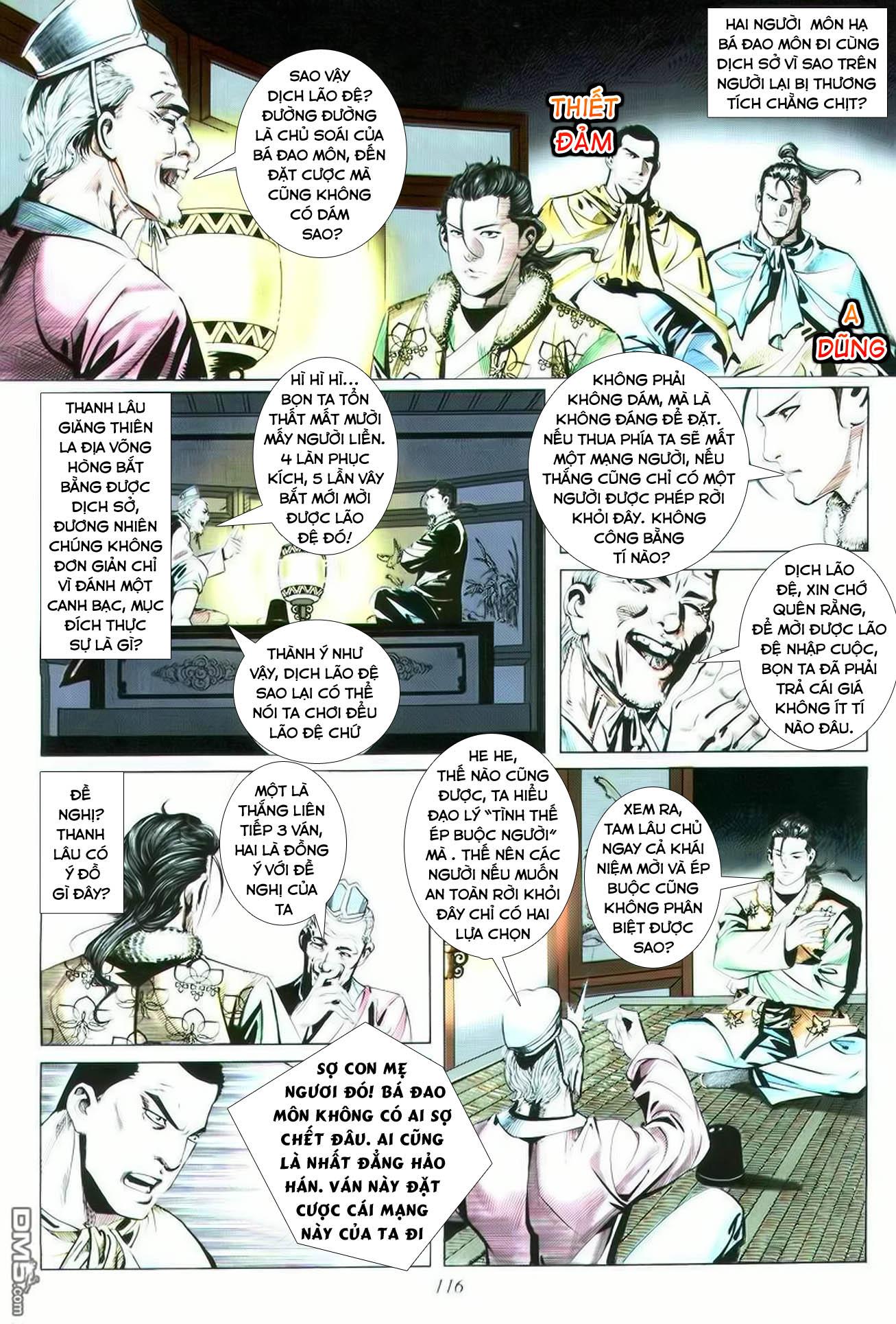Bá Đao Chap 15 - Truyen.Chap.VN