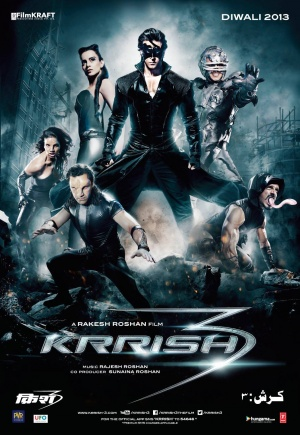 Hrithik Roshan Krrish 3 enter in Bollywood's 200 Crore Club in 10 Days., It  Hrithik Roshan's 1st Bollywood Films Enter in 200 Crores