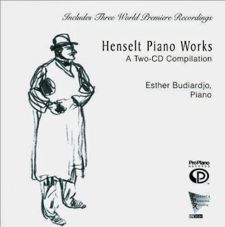 Henselt Piano Works