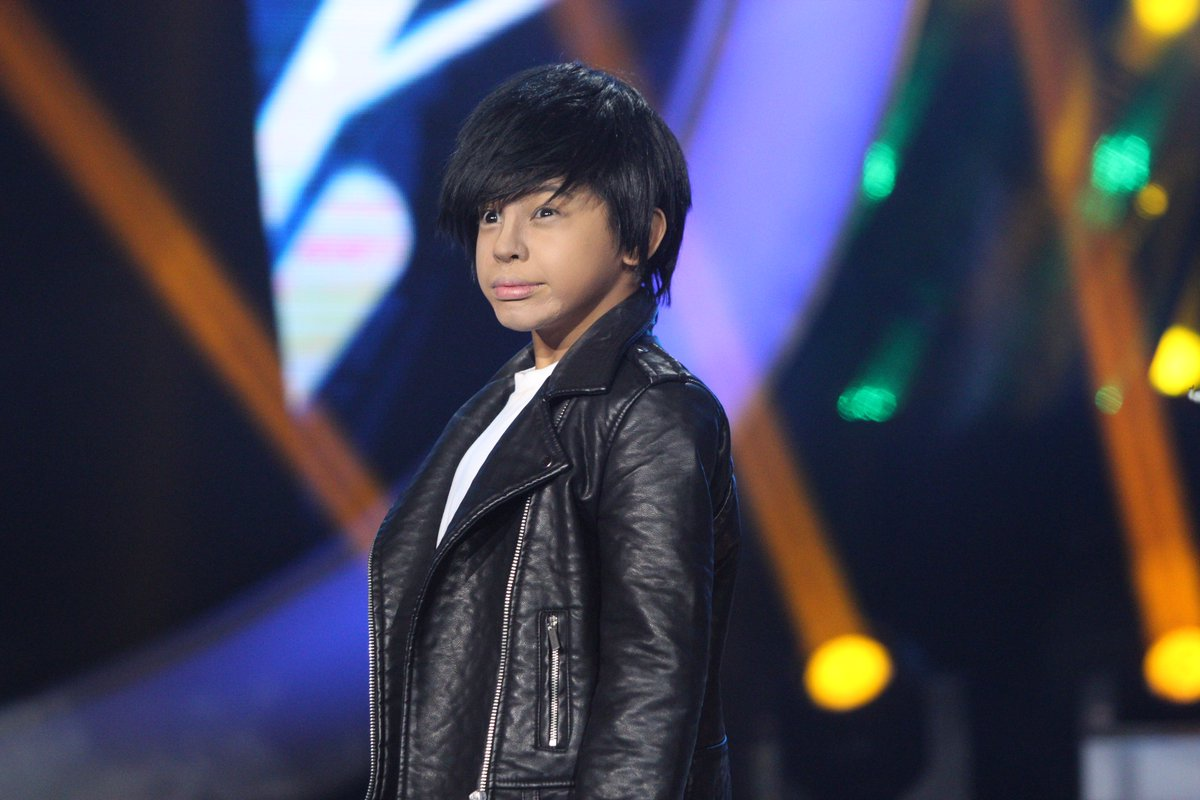 Awra Briguela impersonates Daniel Padilla on 'Your Face Sounds Familiar Kids'