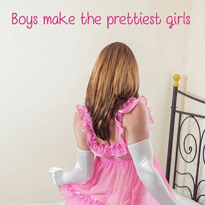 The pretiest girls Sissy TG Caption - Candi's Place - Crossdressing and Sissy Tales and Captioned images