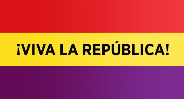 14 de abril: España se viste de tricolor