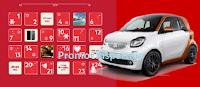 Logo Calendario '' L'Avvento da Upim'': vinci 570 Gift Card, Smartphone, soggiorni, Card da 1000€ e 1 Smart
