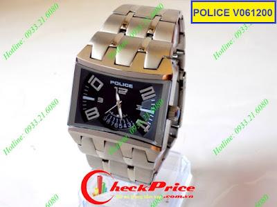 đồng hồ police v061200