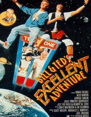 Bill & Ted's Excellent Adventure 1989 Full English Movie Free Download
