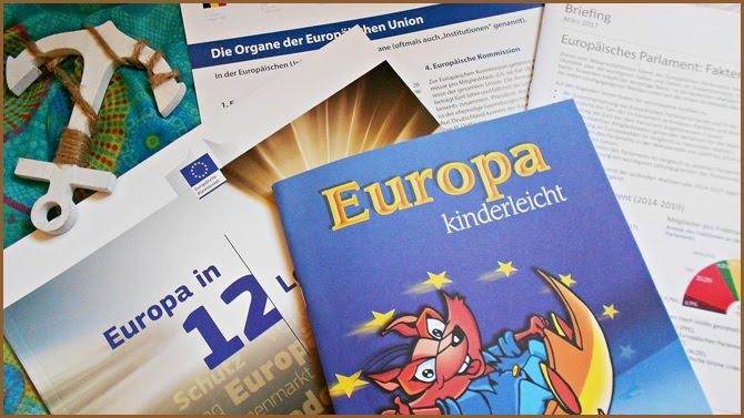 Europa Wahl 26. Mai EU-Parlament