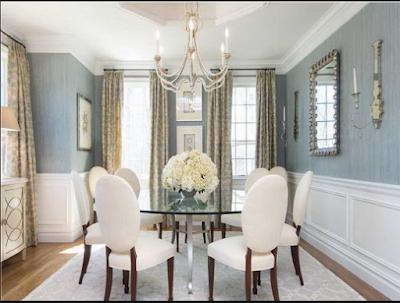 Desain Interior Ruang Makan  Mewah Minimalis 3