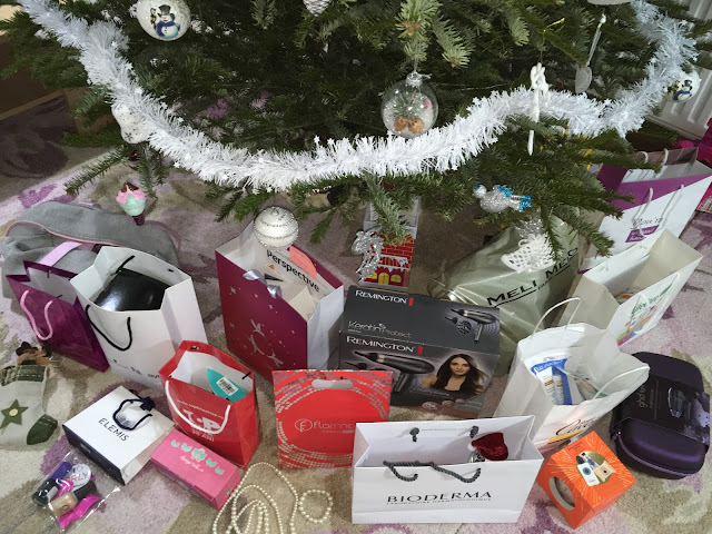 Beauty Bloggers Secret Santa