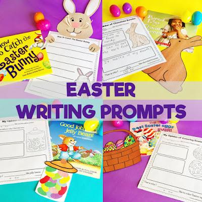 Head On Over To My TPT Store Where You Will Find Opinion Writing Templates And Crafts For Chocolate Bunnies Marshmallow Peeps Jelly Beans Coloring Eggs