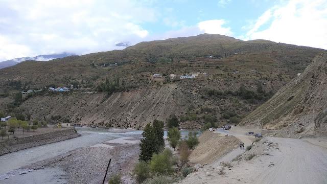 Leh Ladakh Bike Trip, Manali Keylong