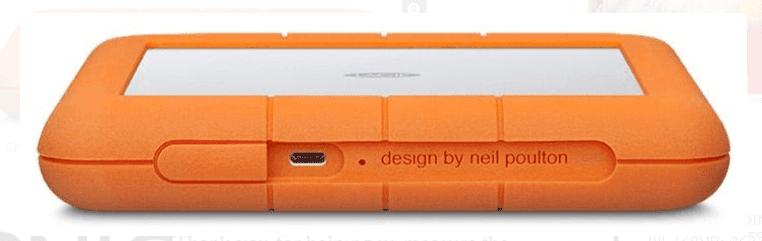 Seagate LaCie Showcases Two New Storage Solutions LaCie Rugged RAID Shuttle And LaCie 2big RAID At NAB 2019
