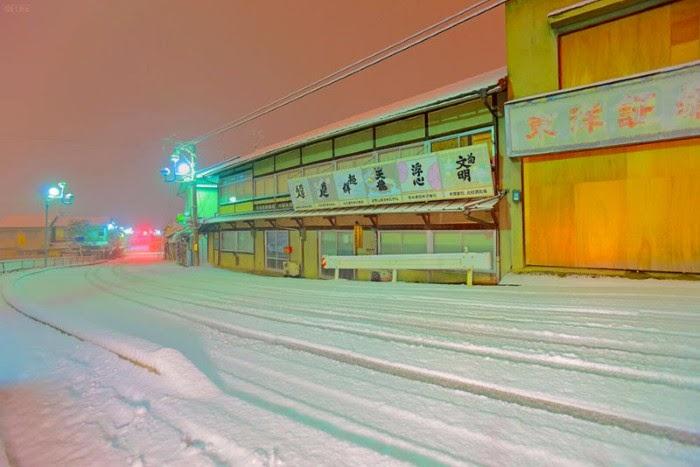 Японский фото художник. FUKE