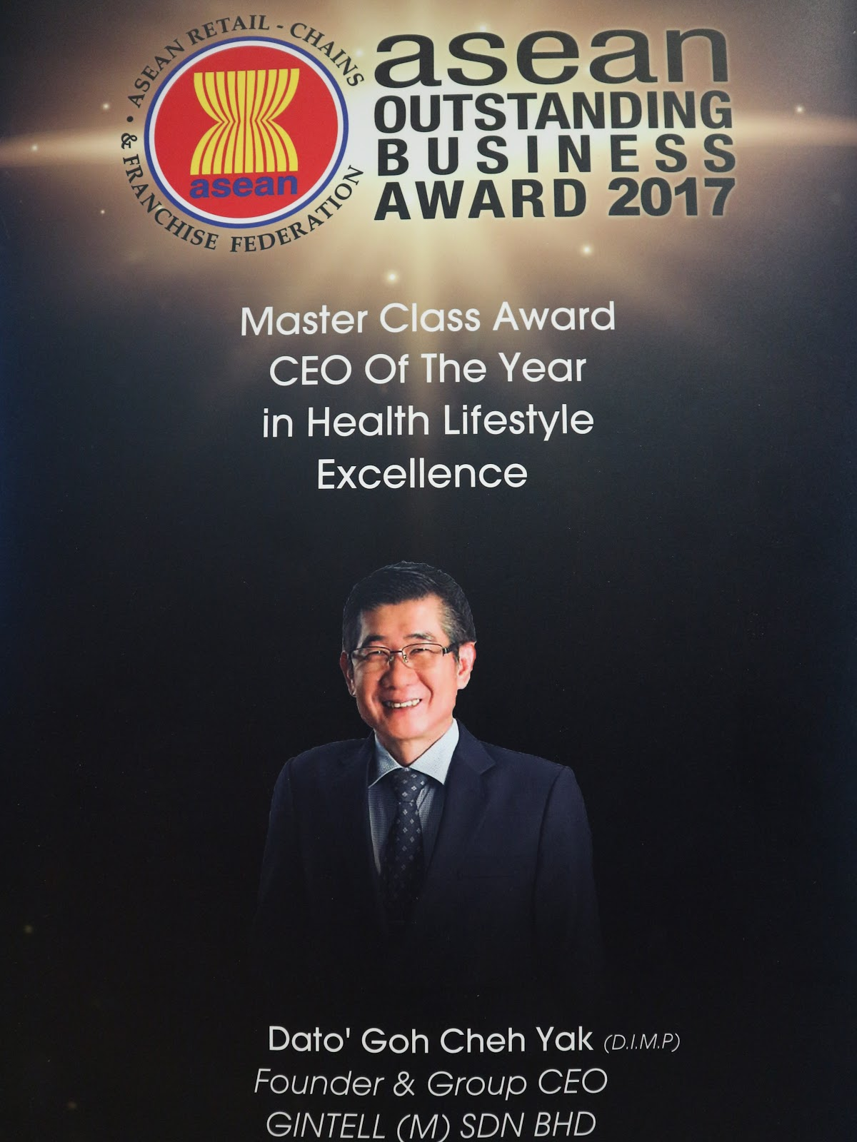most expensive massage chair in the world how to tie a sash knot kee hua chee live!: part 1---asean outstanding business awards (aoba) 2017 held at genting ...