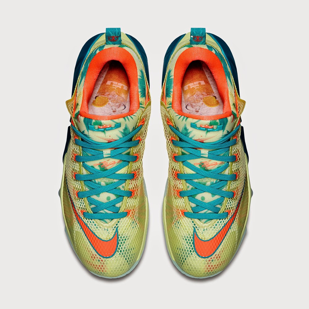 outlet store sale 97f49 817b7 Nike Lebron 12 Low   Analykix