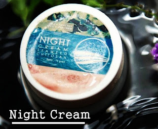 Night Cream Ocean Fresh
