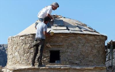 Ευρωπαϊκά βραβεία Europa Nostra για δύο ελληνικά έργα αποκατάστασης