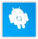 white android logo