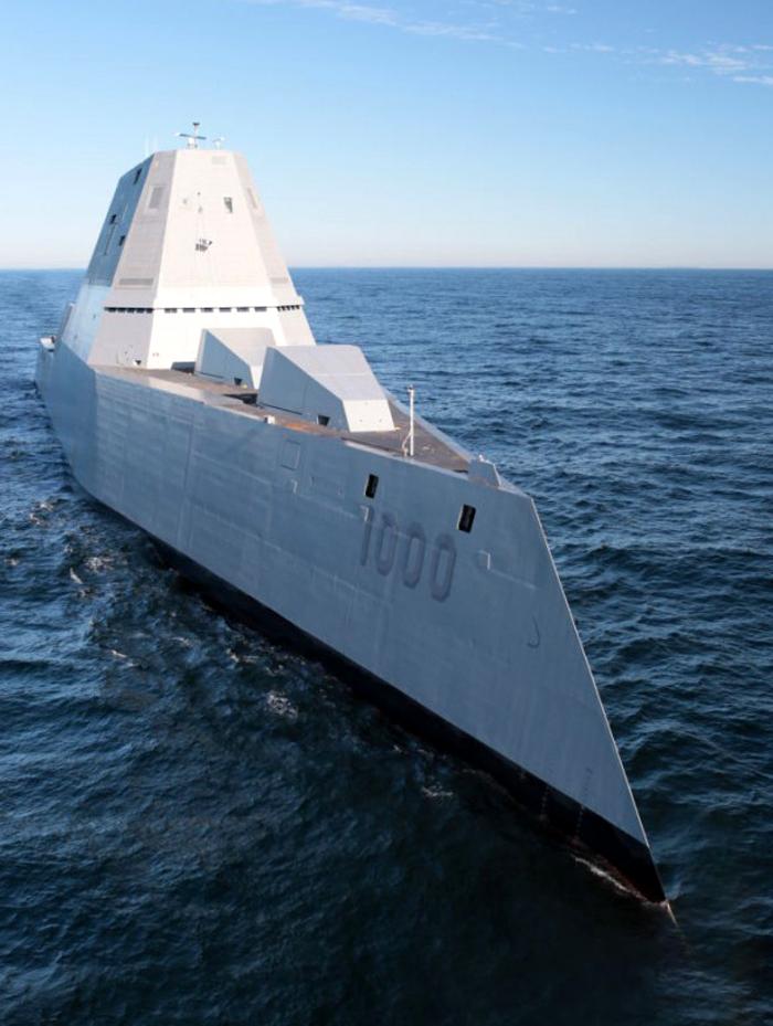 USS  Zumwalt class