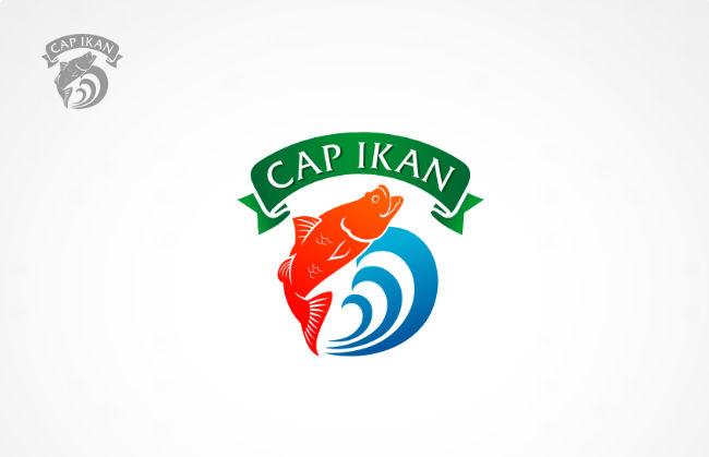 gambar logo ikan