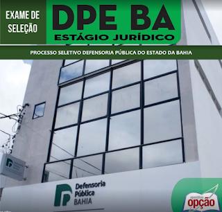 Apostila PDF: Defensoria-BA Estágio Jurídico DPEBA (Vídeo-aula Grátis)