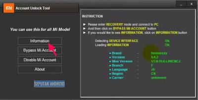 Cara Terbaru Unlock Bypass Mi Cloud Xiaomi Redmi Note 3 Pro (Kenzo) Cuma 5 Menit Gratis!