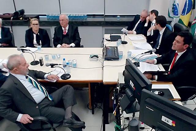 STF restringe poderes do juiz Sérgio Moro sobre Lula (Imagem: Reprodução/Lava Jato)