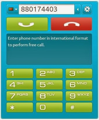 Daily 1 minute free call from pc to mobile in Bangladesh  - Tricks