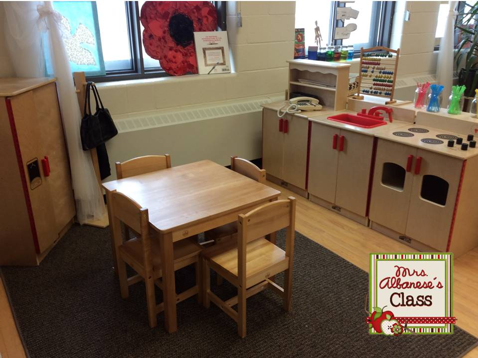 Mrs Albanese S Kindergarten Class Setting Up Your