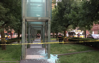 Police: Holocaust memorial vandalized; 2nd time this summer